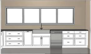 ikea kitchen base cabinets australia cutting ikea kitchen base cabinets to custom size doable