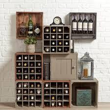 wine interior shelving modern country wine cabinet grain013