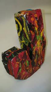 claes oldenburg large papier mache sculpture modern art 4 kids