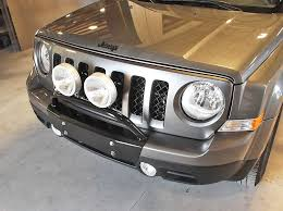 jeep patriot road parts jeep patriot bumper winch mount and bumpers for jeep patriot