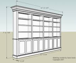 Bookshelves Woodworking Plans by Bookcase Woodworking Plans Beginner Woodworking Project Plans For