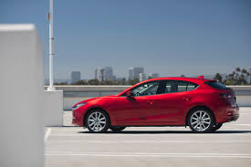 mazda 4 door cars 2017 mazda3 holds line on price raises bar on features news
