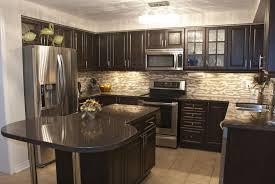 40 Magnificent Kitchen Designs With Dark Cabinets Dark Countertops