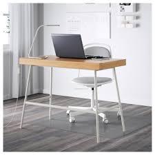 Bamboo Desks Lillåsen Desk Bamboo 102x49 Cm Ikea