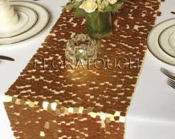 Sequin Table Runner Wholesale Wedding Table Runners Table Overlays And More By Floratouch