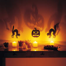 decorations for halloween shocking silhouettes martha stewart