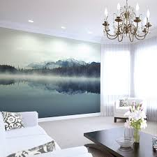 cloudy peaks wall mural brewster home fashions touch of modern cloudy peaks wall mural