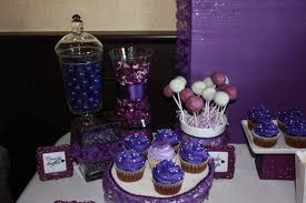 Bridal Shower Centerpiece Ideas by Purple Bridal Shower Decorations Bridal Shower Decor Planning