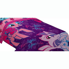 my little pony bedding stars comforter sheet set obedding com