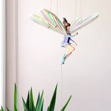 unique dragonfly gifts flying fairy mobile unique handmade gift handmade gifts