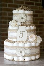 653 Best Towel Diaper Cakes Images On Pinterest Diaper Cakes