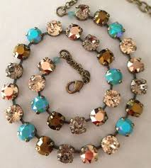 Making Swarovski Jewelry - 26 best sabika knock offs images on pinterest swarovski crystals