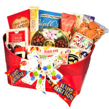 Happy Birthday Gift Baskets Buy Birthday Gift Baskets Tasteful Treats