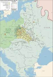 Map Of Europe 1939 by The Holocaust And The United Nations Outreach Program Education