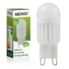 are g9 light bulbs dimmable mengsled mengs g9 3w led dimmable light smd leds led l bulb in