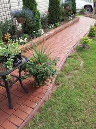 Brick Patio Pavers by Pine Hall Brick Patio And Planters By Charlotte Pavers And Stone
