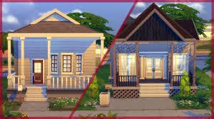 the sims 4 house renovation crick cabana youtube