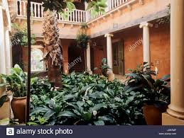 Spanish Style Courtyards by Spanish Style House Exterior Stock Photos U0026 Spanish Style House