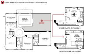 Beazer Home Floor Plans Willowsford Virginia Brighton