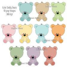 purple teddy bear clip art 70