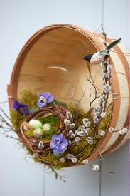 Spring Wreaths For Door by 50 Spring And Easter Wreaths With Fresh Designs