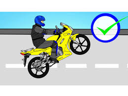 how to ride a motocross bike how to perform clutch wheelies on a motorcycle 10 steps