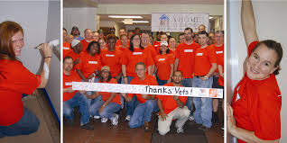 home depot皰 pledges funds for homeless vets news releases