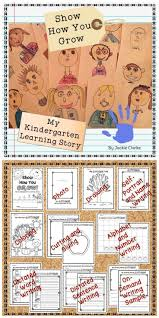 kindergarten progress report template the 25 best kindergarten portfolio ideas on pinterest show how you grow across the year kindergarten portfolio and assessment pack