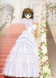 wedding dress anime image anime wedding dress 4 jpg vire wiki fandom