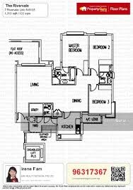 the rivervale condo floor plan the rivervale 7 rivervale link 3 bedrooms 1313 sqft
