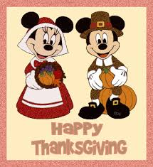 mouse happy thanksgiving graphic