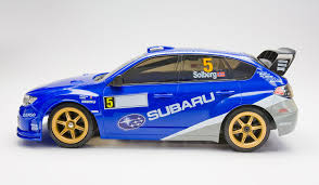 subaru hatchback custom rally amazon com subaru impreza wrc 2008 drift custom rc model 1 16