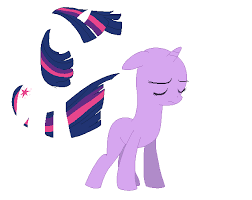 colors of the wind twilight sparkle base 5 by myliladoptables