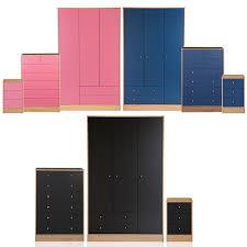 5 Door Wardrobe Bedroom Furniture Bedroom Furniture Wardrobes Izfurniture