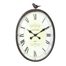 wall clocks kitchen wall clock the colonial chic modern wood