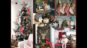 rustic farmhouse christmas decorating ideas outintherealworld com