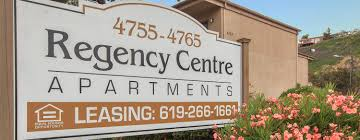 regency centre apartments apartments in san diego ca