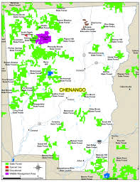 County Map Of Ny Chenango County Map Nys Dept Of Environmental Conservation