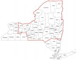 upstate ny map regional map bni upstate york business networking referrals