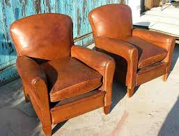 perfect vintage leather club chair good vintage leather club