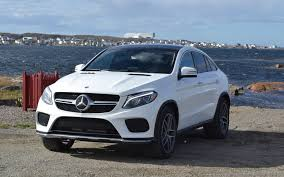 suv mercedes 2016 mercedes benz gle coupe the new macho suv the car guide