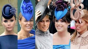 the royal family fashion images royal wedding hats