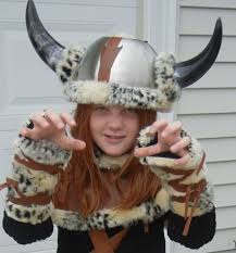Halloween Costume Viking by Easy Viking Costume No Sewing Involved 6 Steps With Pictures