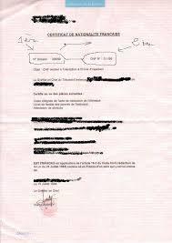 nationalit fran aise mariage detail avancement mon dossier demande cnf vais essaier vous resum