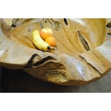 unique fruit bowl manibhadram unique reclaimed extra large teak wood fruit bowl