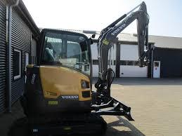 used volvo ecr 35 d mini excavators u003c 7t mini diggers for sale