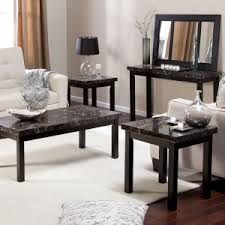 Living Room Table Set Coffee Table Sets Hayneedle