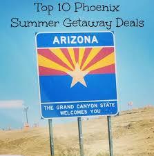 top 10 summer getaway deals the top