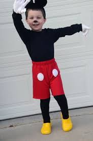 Mickey Mouse Costume Halloween Mickey Mouse Costume Toddlers Costumes