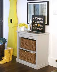 build a console table build a storage console table from an existing card table